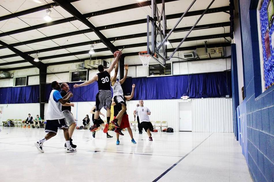 Troy Culler Memorial Basketball tournament